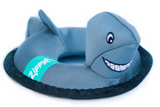 Dog Water Toy | ZippyPaws Floaterz Shark