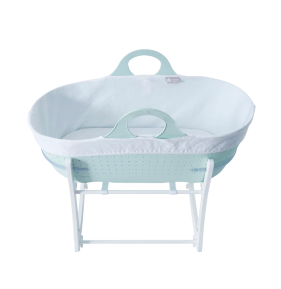 Tommee Tippee Sleepee Basket with Stand - Mint Green