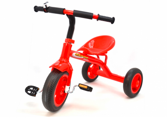 Kids Playtime | TRICYCLE RED WITH BELL