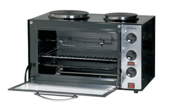 Sunbeam | Deluxe Oven With Rotisserie