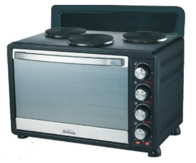 Sunbeam | 3 Plate Compact Oven