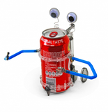 Kids Play Time | Creative Power Machine Series (Tin Can Robot)