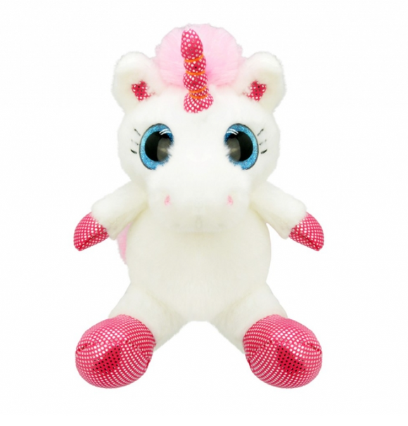 Wild Planet - Plush Unicorn 15 Cm