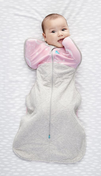 Love To Dream SWADDLE UP WINTER WARM PINK