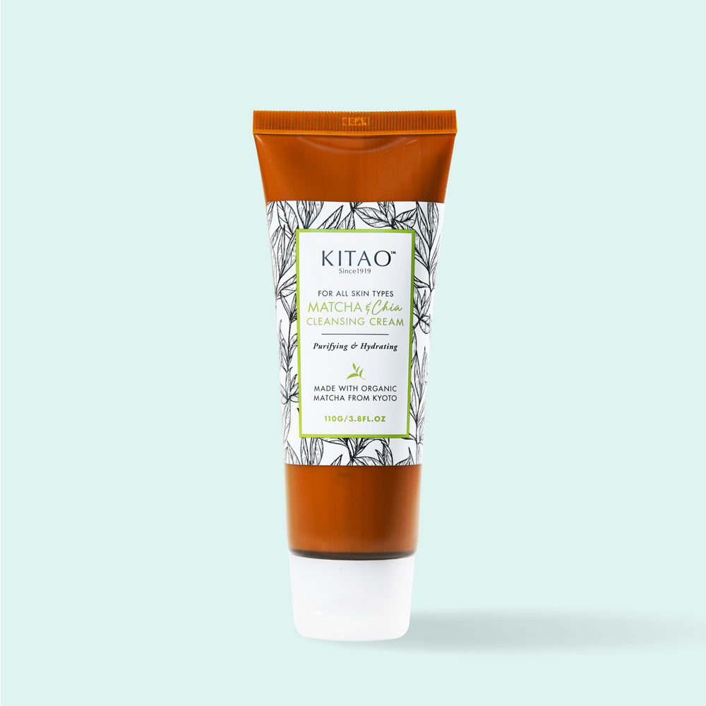 Load image into Gallery viewer, Matcha & Chia Cleansing Cream