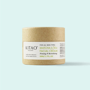 Load image into Gallery viewer, Matcha + Chia Facial Cream