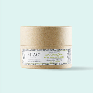 Matcha & Chia Night Hydration Mask