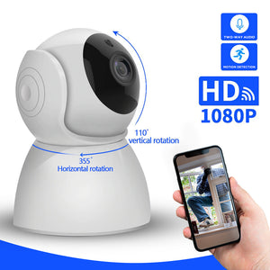 Nanny™ Baby Monitor & Home Surveillance IP Camera