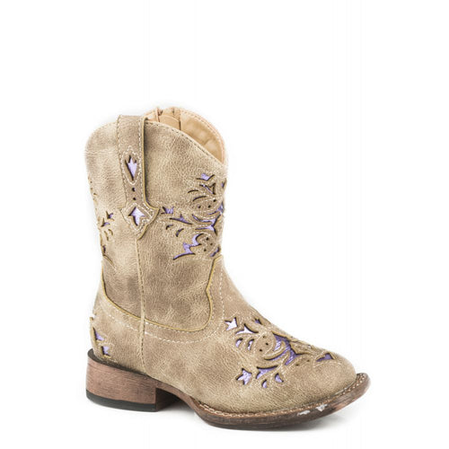 Roper Toddler Girls Lola Western Boots