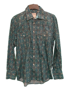 Roper Mens Turkish Medallion Shirt