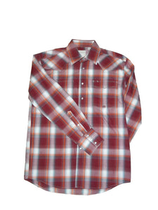 Roper Mens Vista Plaid