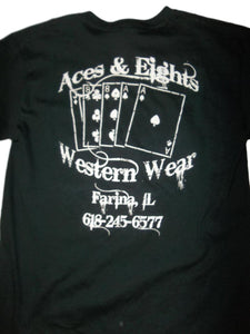 Aces & Eights Tshirt