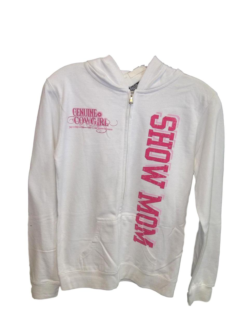 Show Mom Zip Up Hoodie