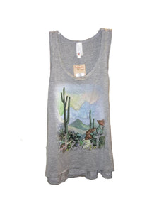 Women's Desert Tank Top
