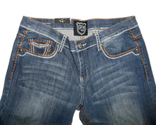Load image into Gallery viewer, Petrol Clover Jeans