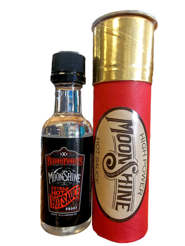 Moonshine Extra Hot Hot Sauce