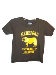 Genuine Ranch Hereford University T-shirt