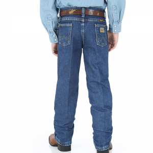 Junior Boys George Strait Wrangler Jeans