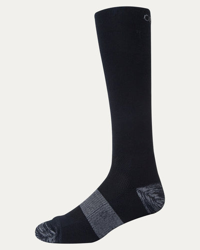Noble Best Dang Boot Socks Over the Calf Black