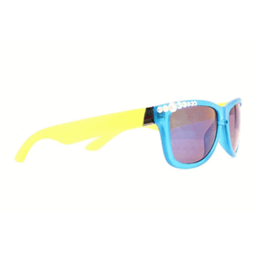 Blazin Roxx Turquoise and Yellow Sunglasses