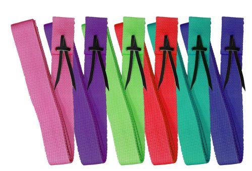 Colored Nylon Tie Straps