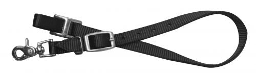 Black Nylon Wither Strap