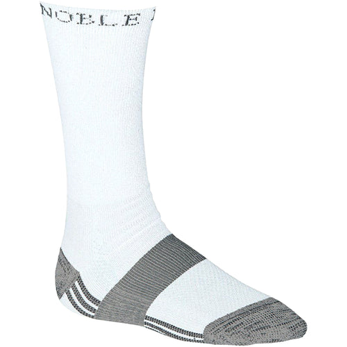 Noble Outfitters White Crew Best Dang Boot Socks