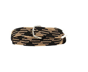 ADJUSTABLE NYLON WOVEN BELT 42 INCH