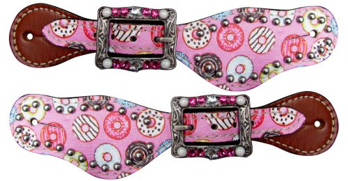 Youth Donut Spur Straps