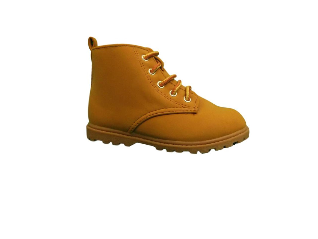 Natural Steps Solar Wheat Boots