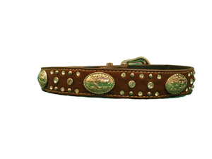 West Star Texas Boys Belt Praying Cowboy Size Large