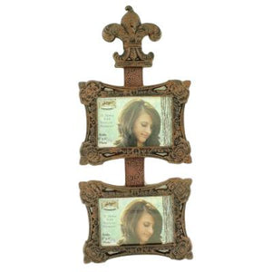 4x6 Double Picture Frame