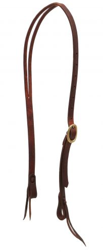 Harness Leather Split Ear Headstall