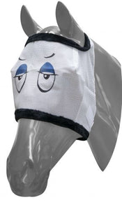 Funny Face Fly Mask