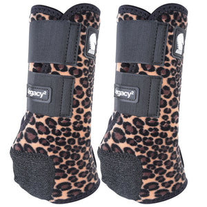 Legacy2 Hind Print Protective Boots