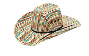 Ariat Youth Multicolored Straw Hat