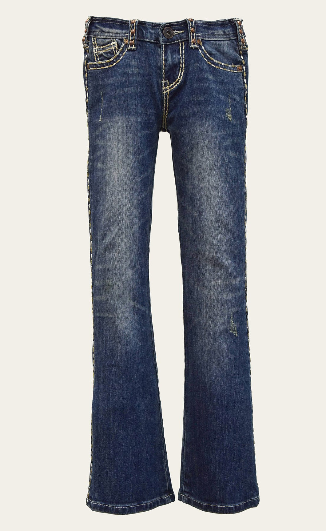 Cowgirl Tuff Girls Laid Back Jeans