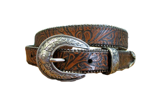 Dan Post Cognac Belt #9805300