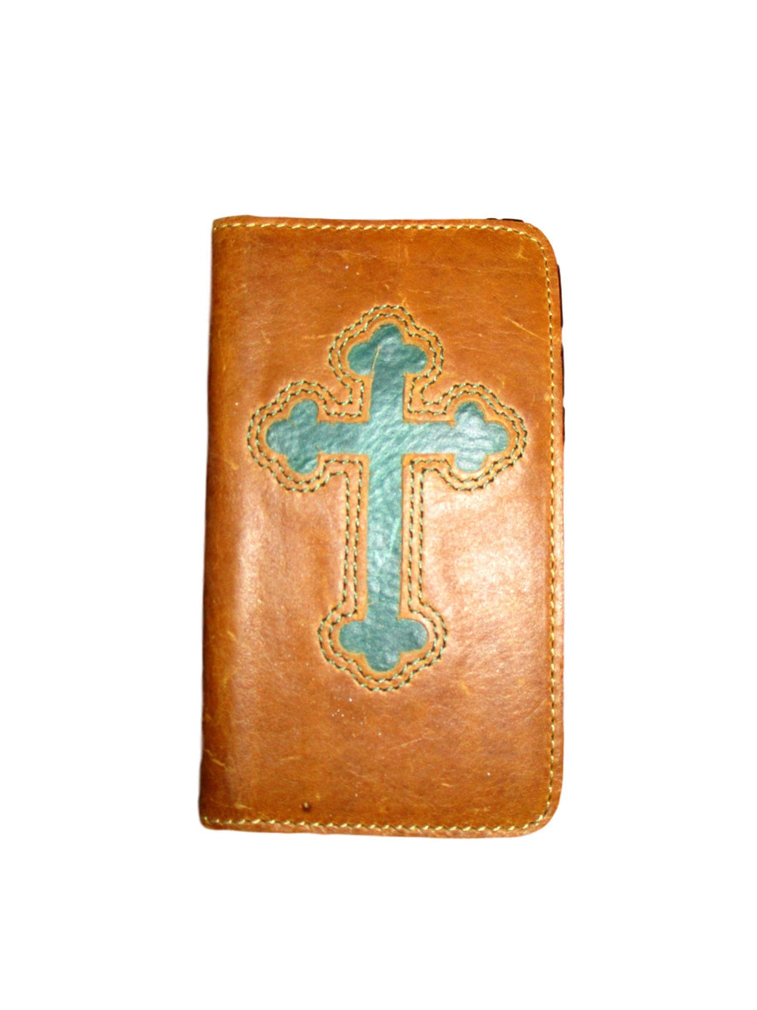 IPhone 5/5S Turqouise Cross Case