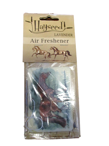 Hayseed air freshner