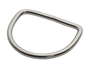 "3/4"" D-ring, package of 10"