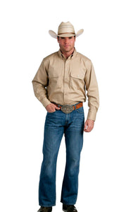 Resistol Mens Workwear Shirt