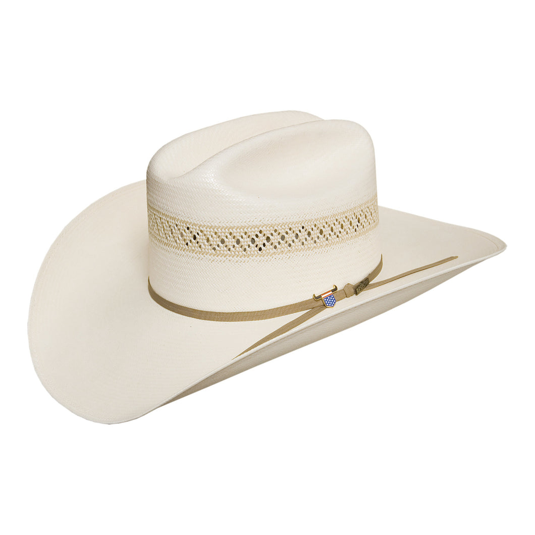 Wildfire Natural Straw Hat
