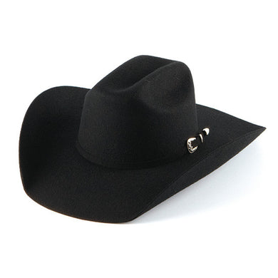 Stetson Youth Giddy Up Black Felt Hat