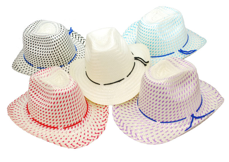 Toddler Straw Hat