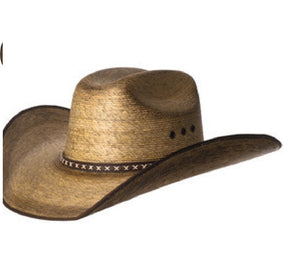 Lonestar Torched Palm Hat