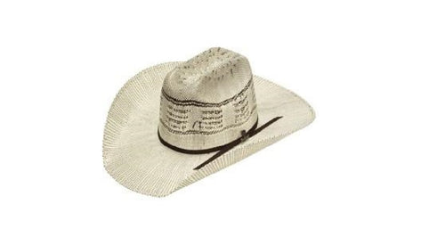 Ariat A73270 Youth Ivory & Brown Hat