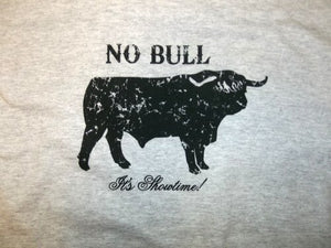 No Bull It's Showtime!