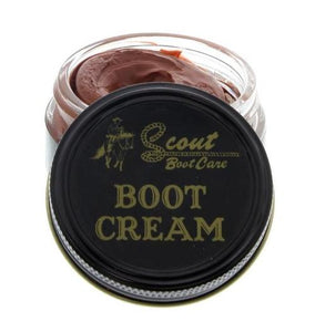 Scout Boot Care Boot Cream Brown