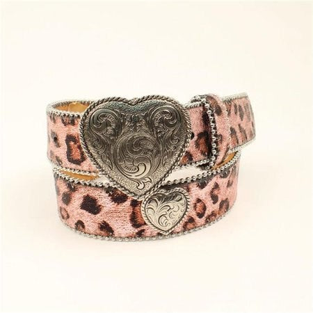 Ariat Girl's Leopard Belt